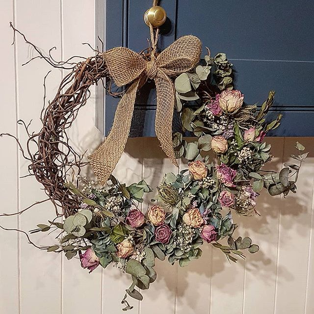 Laura's mum made this wreath for us this week, she is really good at anything crafty, and it is woven from willow from her garden, and she dried the roses herself. We just need to decide where to hang it now, and make sure we get it up before the boys have a chance to eat it!  #interiors #interiordesign #interior #design #homedecor #decor #home #wreath #homedesign #interiorstyling #interiordesigner #furniture #decoration #art #handmade #designer #interiordecor #style #inspiration #homesweethome #interiorinspo #instahome #homestyle #kitchen #countryhome #interiordecorating #interiorinspiration #house #kitchen #countryliving