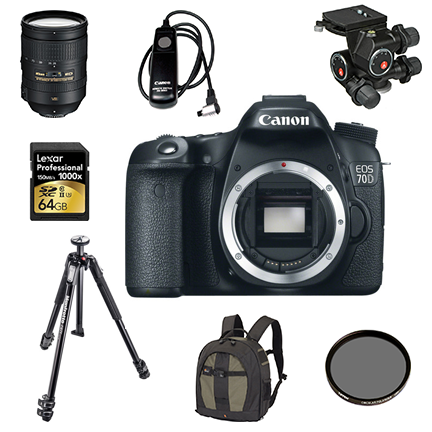 Camera Kit Collage