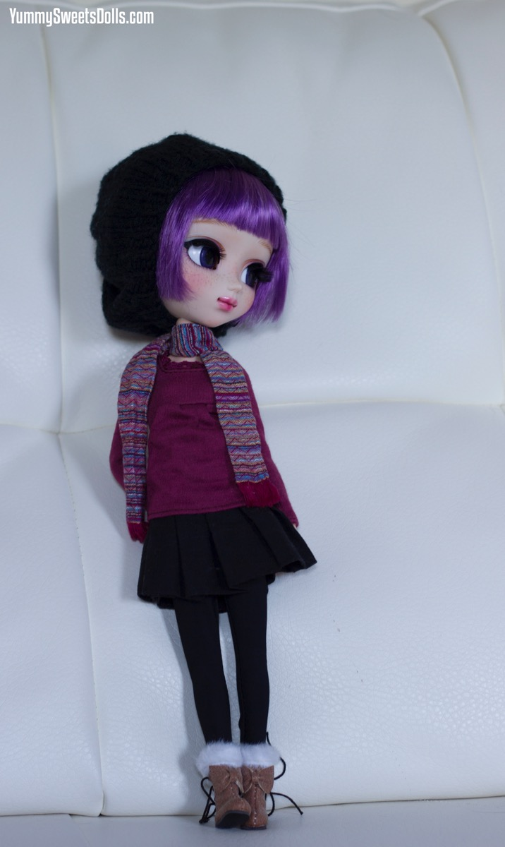 Blueberry Macaroon by Yummy Sweets Dolls