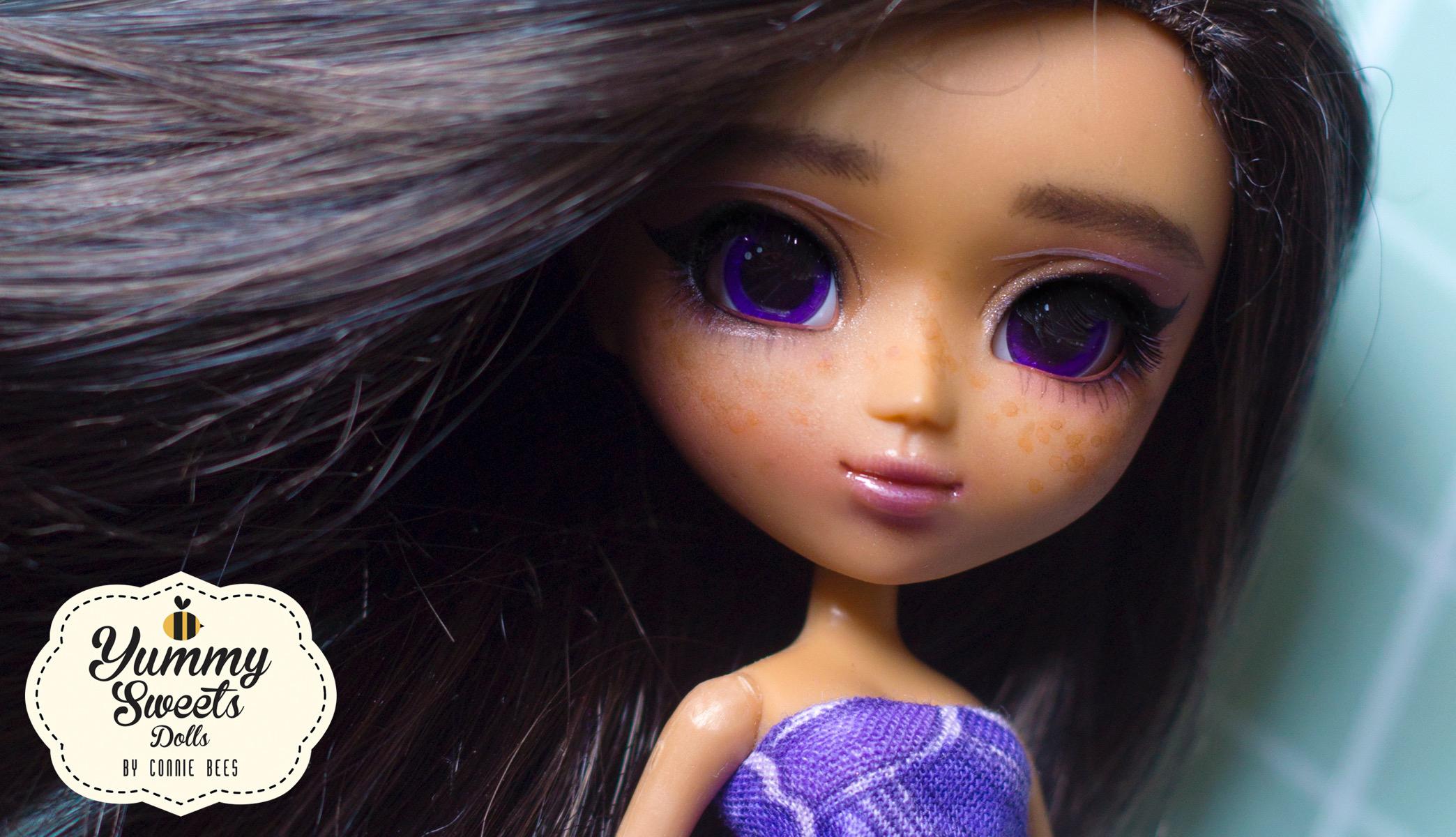 Mini Sugar Plum by Yummy Sweets Dolls