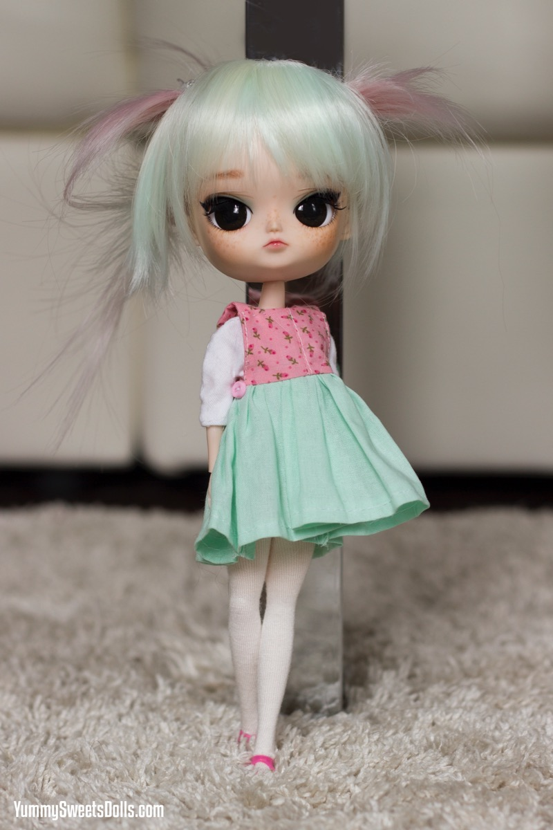 Sweet Mint Bubble Gum by Yummy Sweets Dolls
