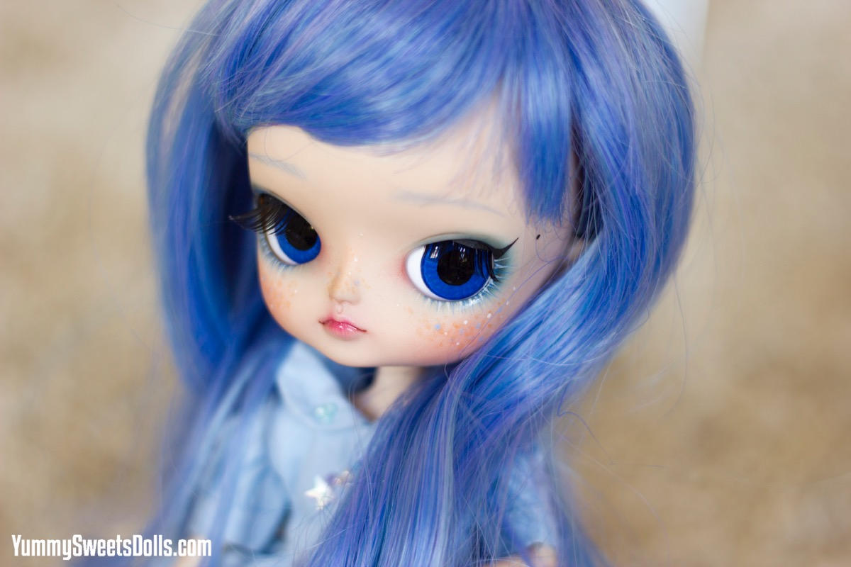 Blueberry Sherbet by Yummy Sweets Dolls