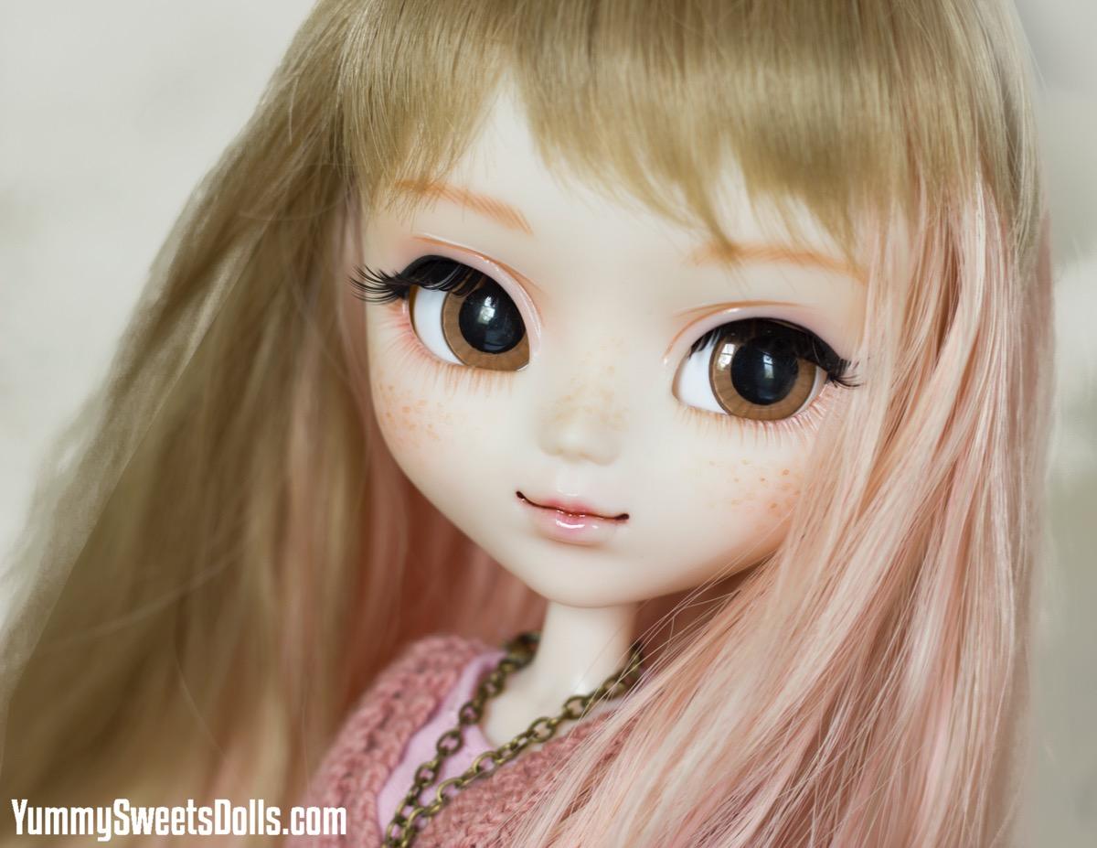 Hello Panda Strawberry by Yummy Sweets Dolls