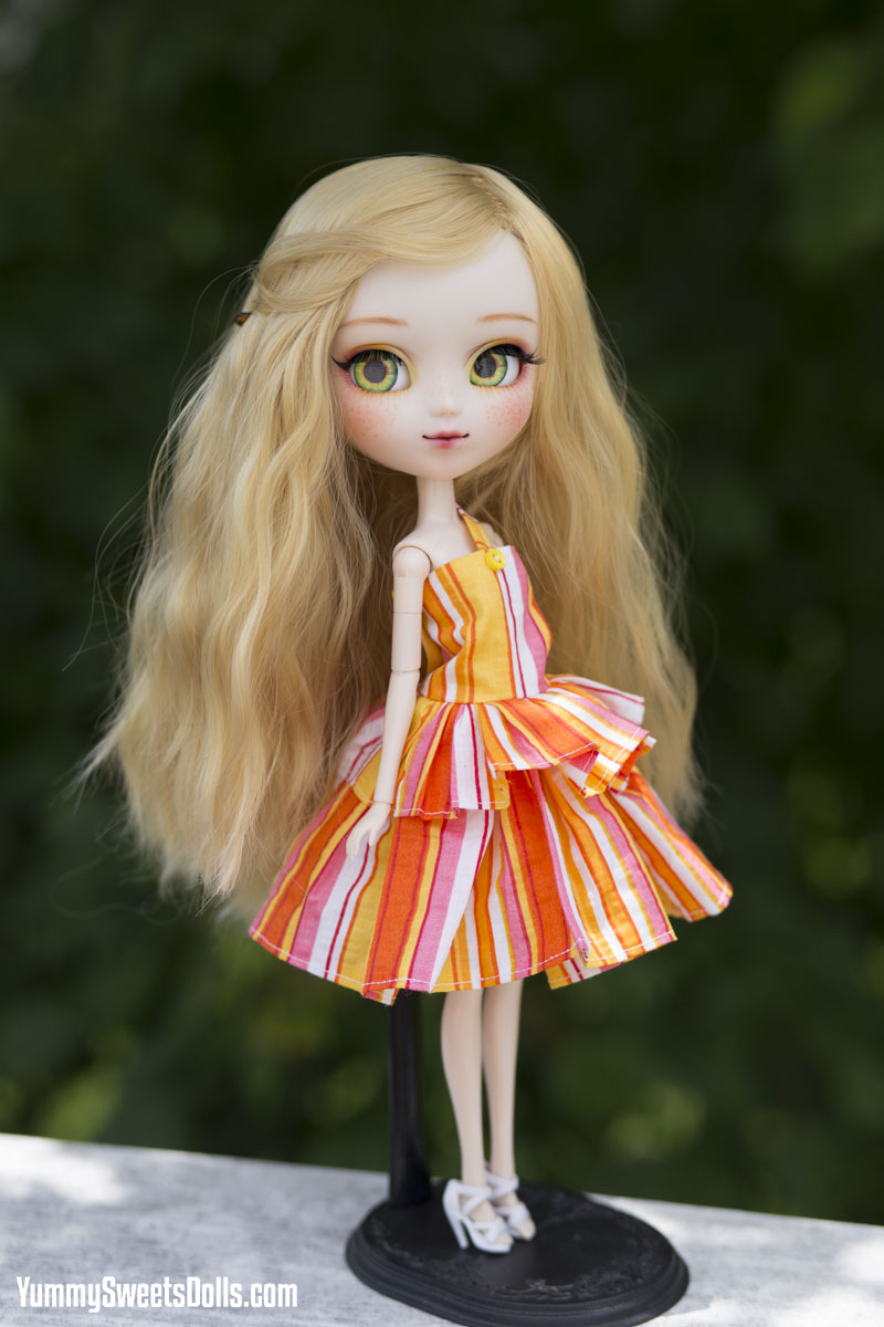 Tropical Sherbet by Yummy Sweets Dolls