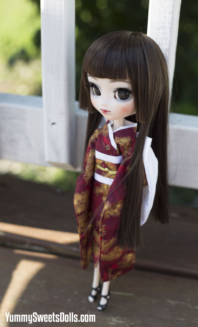 Japanese Black Tea by Yummy Sweets Dolls
