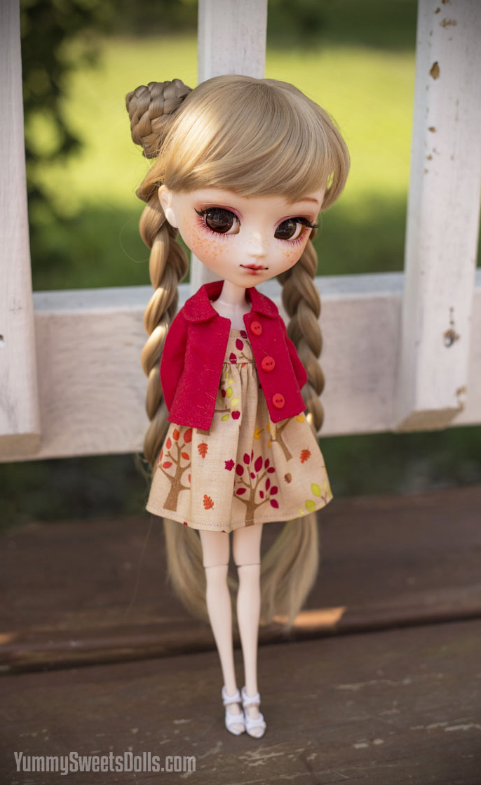 Autumn Harvest Pie by Yummy Sweets Dolls
