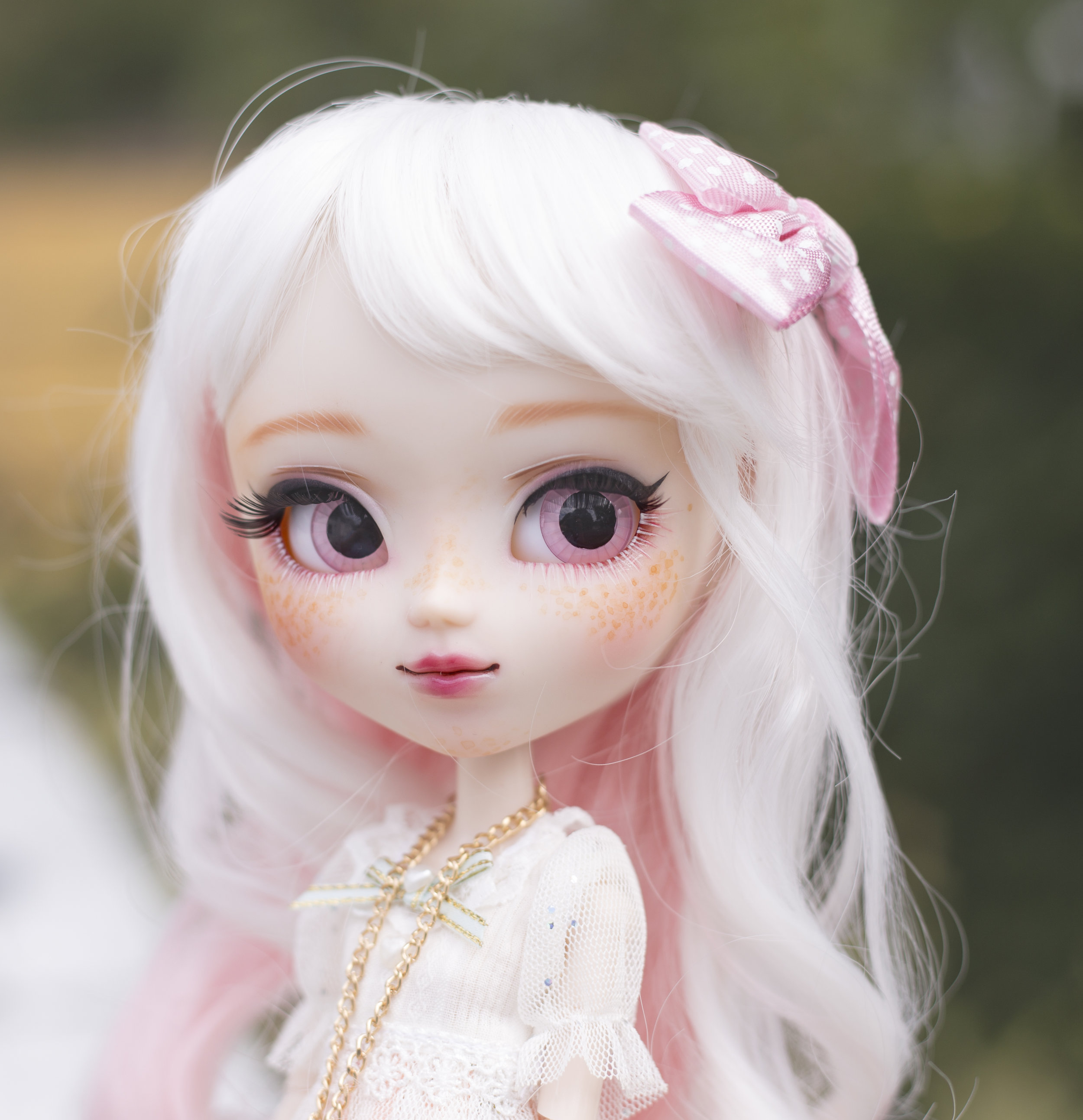 Strawberries and Cream by Yummy Sweets Dolls