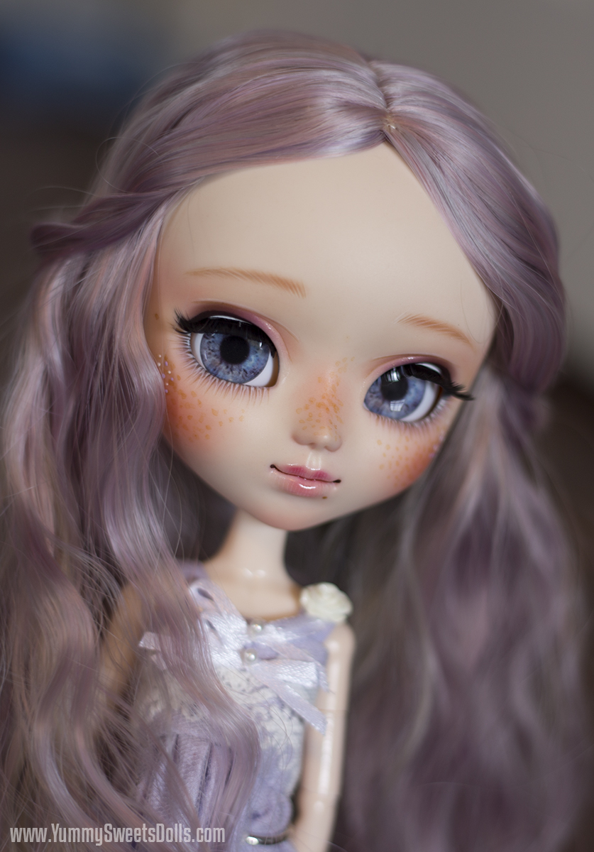Lilac Dream Cheesecake by Yummy Sweets Dolls, Connie Bees