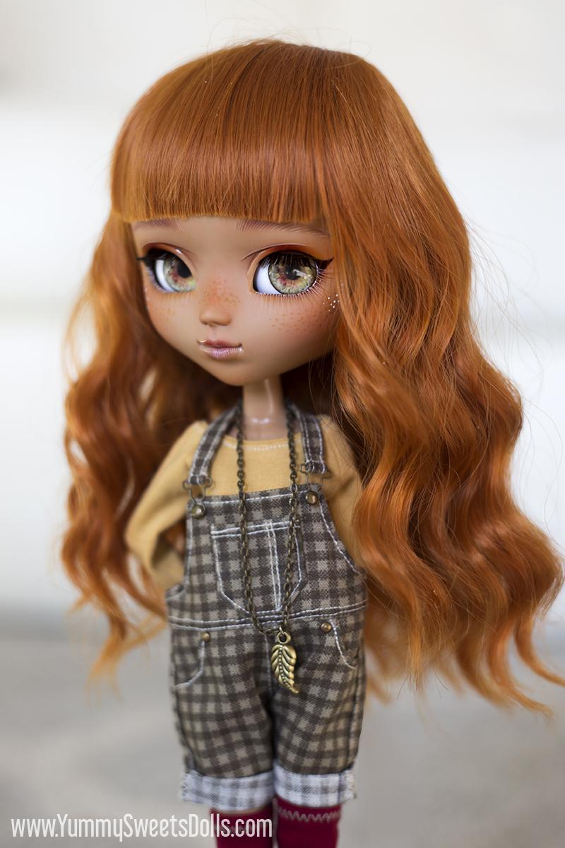 Pumpkin Cranberry Parfait, Custom Pullip by Yummy Sweets Dolls