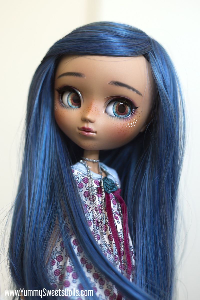 Full custom Pullip Forest Berries by Yummy Sweets Dolls, Connie Bees