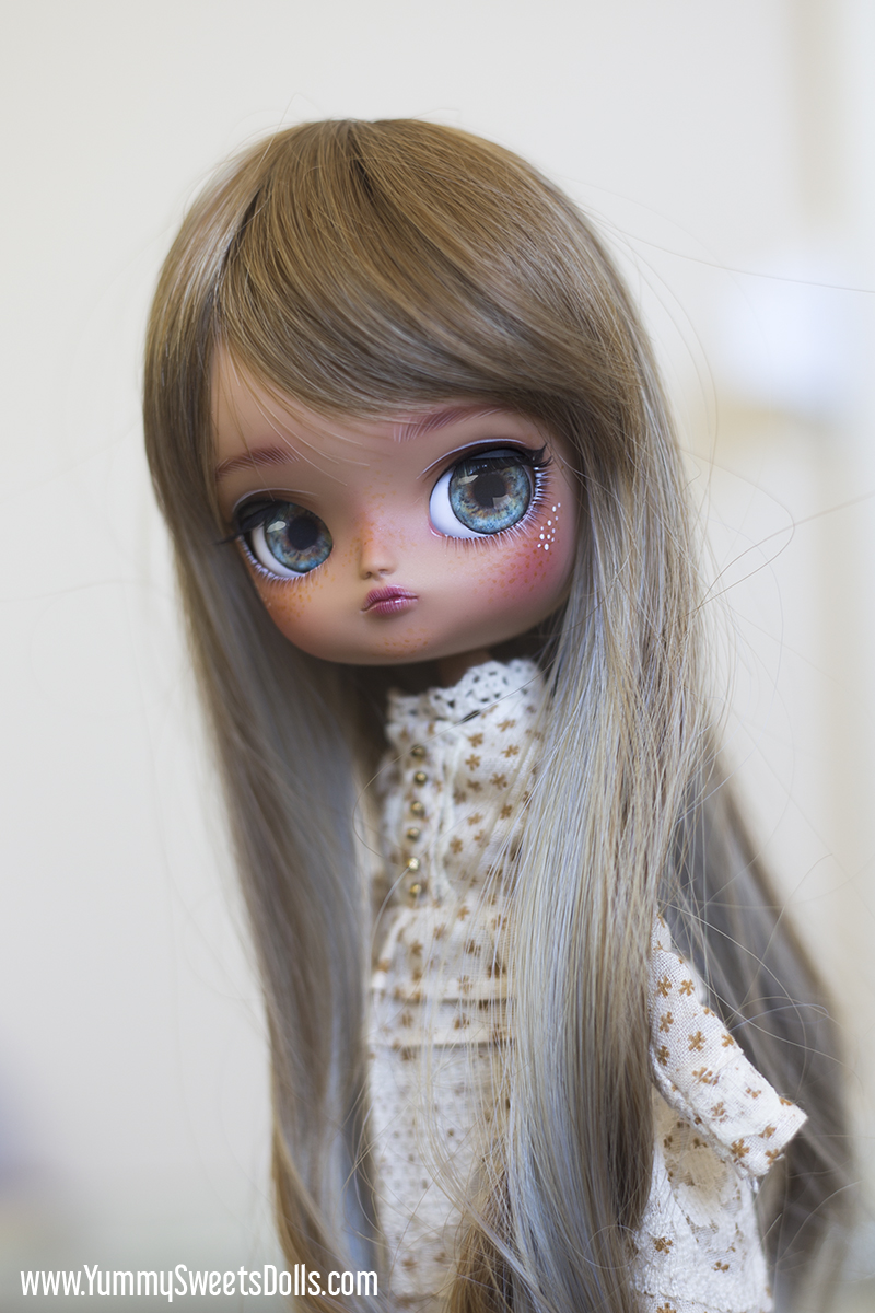 Salted Caramel custom Dal by Yummy Sweets Dolls, Connie Bees