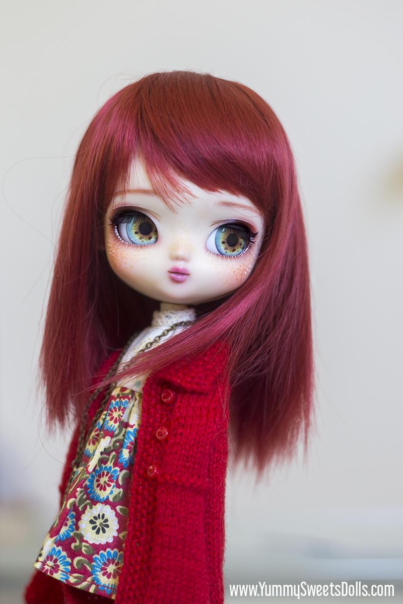 Apple custom Yeolume by Yummy Sweets Dolls, Connie Bees