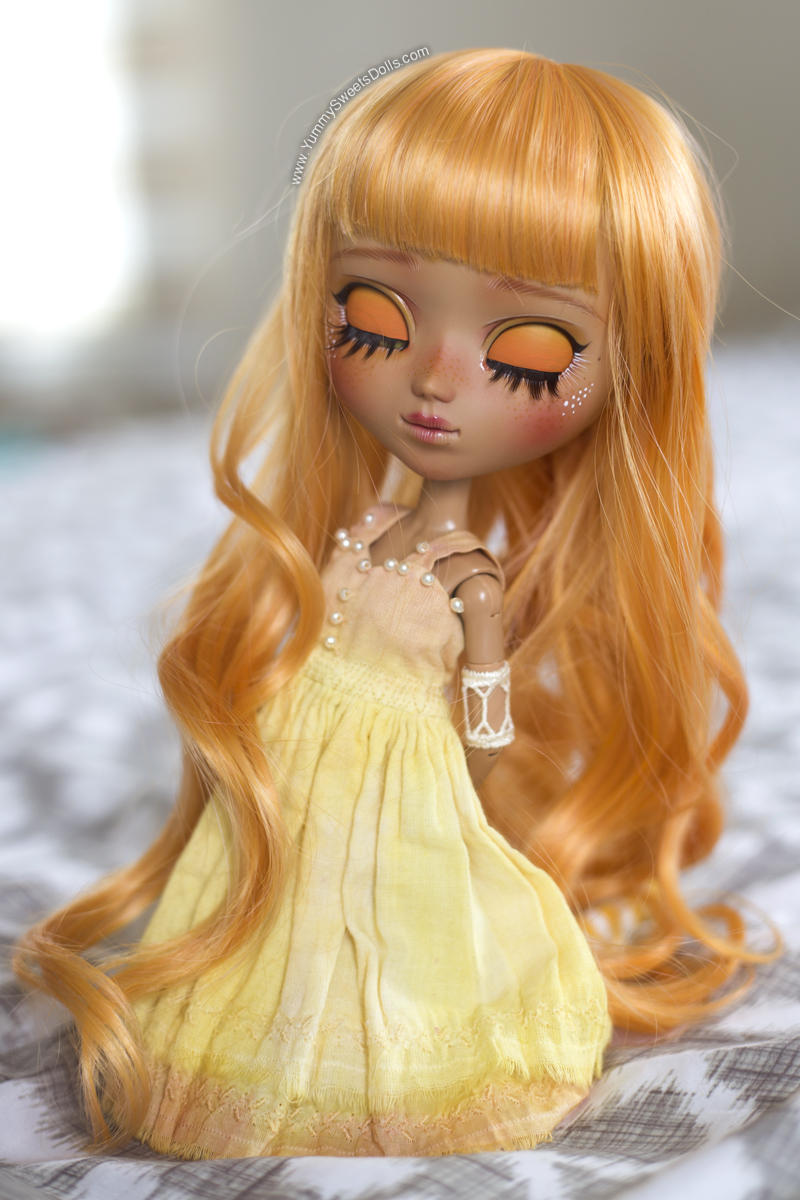 Marmalade custom Pullip by Yummy Sweets Dolls, Connie Bees
