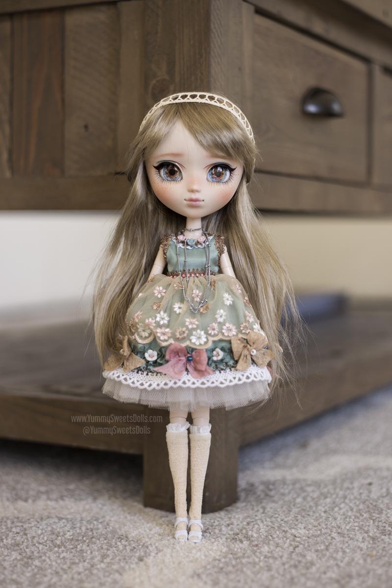 Amelia full custom Pullip by Yummy Sweets Dolls, Connie Bees