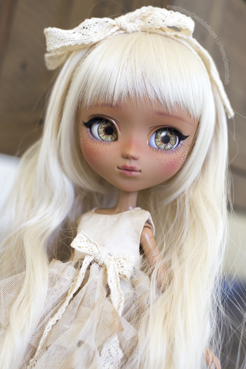 Custom Pullip doll Pancakes by Yummy Sweets Dolls, Connie Bees