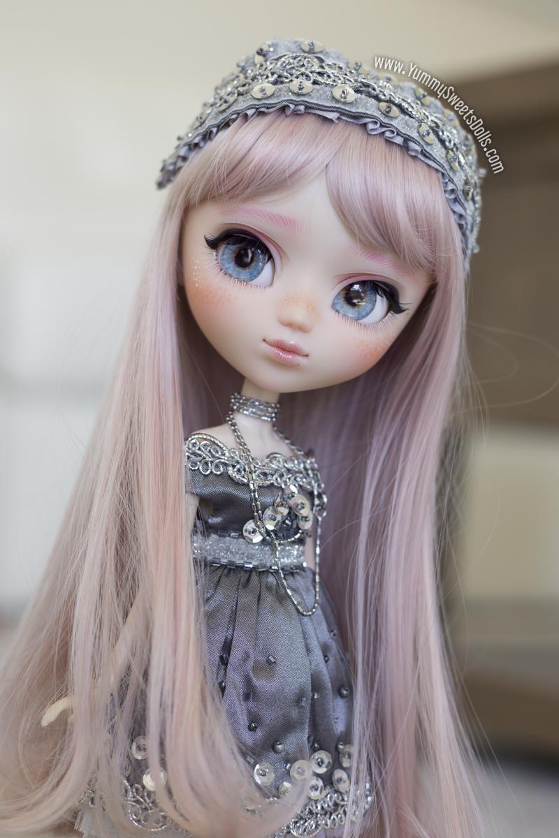 Custom Pullip doll Helena by Yummy Sweets Dolls, Connie Bees