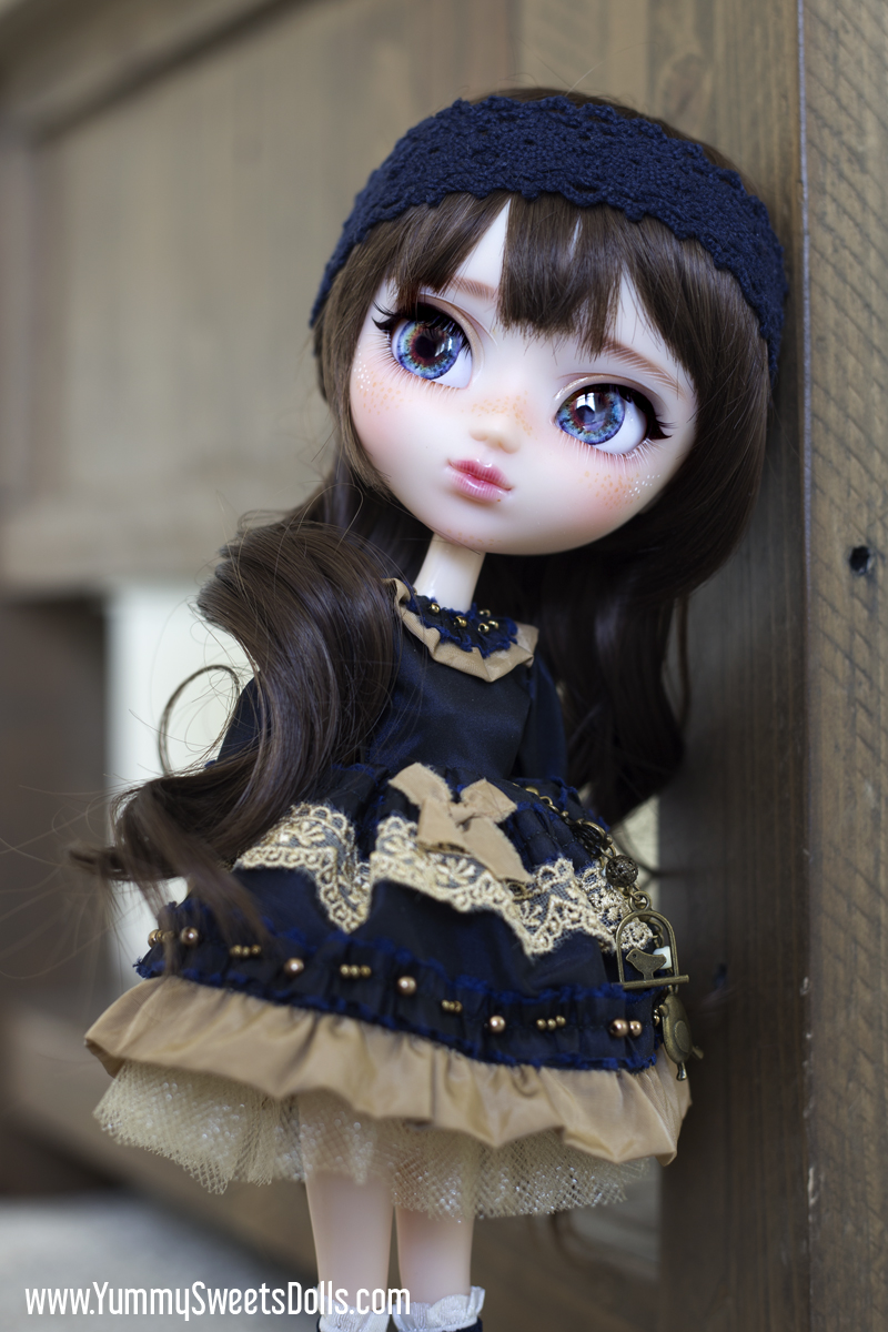 Full custom pullip Eve by Yummy Sweets Dolls, Connie Bees