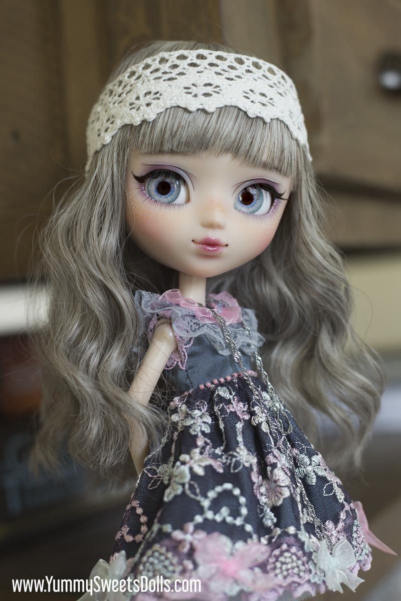Maeve full custom Pullip doll by Yummy Sweets Dolls, Connie Bees