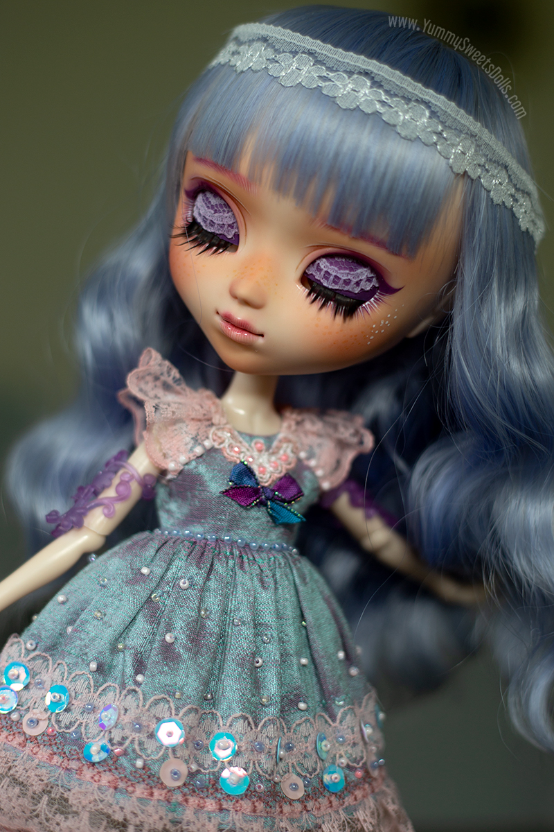 Fairy Floss full custom Pullip doll by Yummy Sweets Dolls, Connie Bees