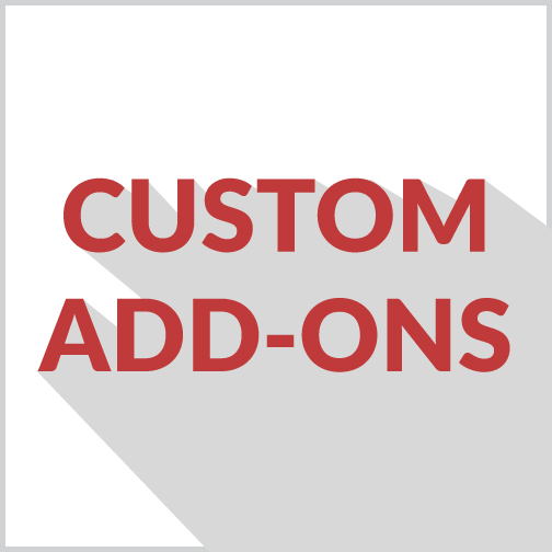 Custom-add-ons