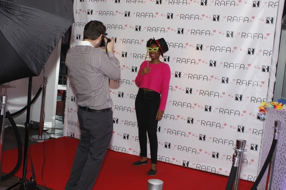 The Red Carpet Experience in Action
