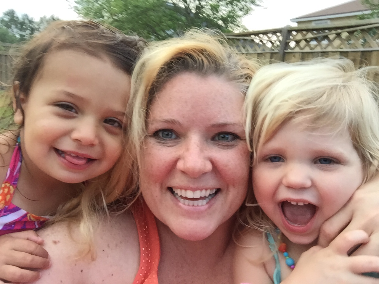 I have adopted two little girls at birth. They are now 3 years old and 2 years old. They are the light of my world!