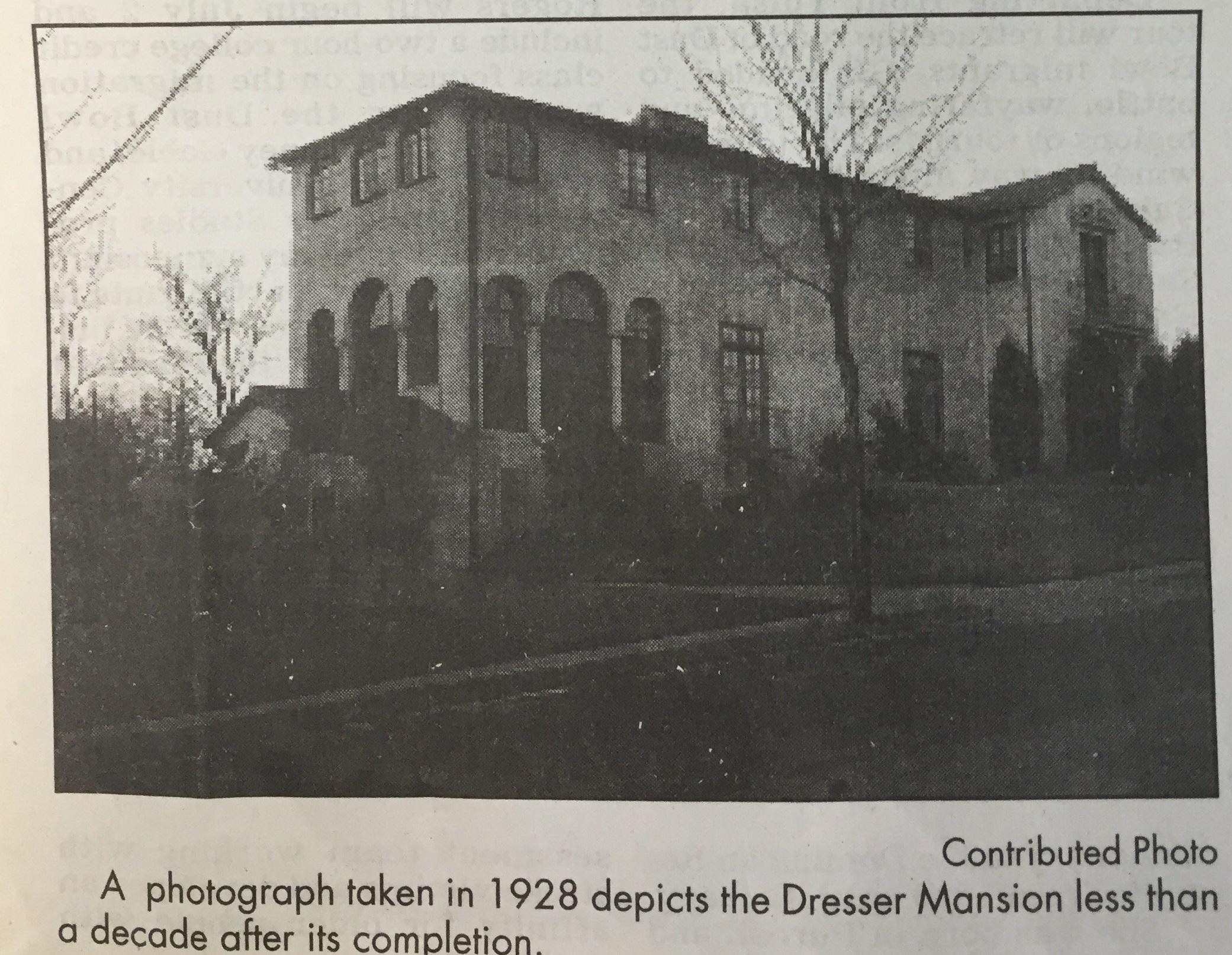 historic tulsa dresser mansion