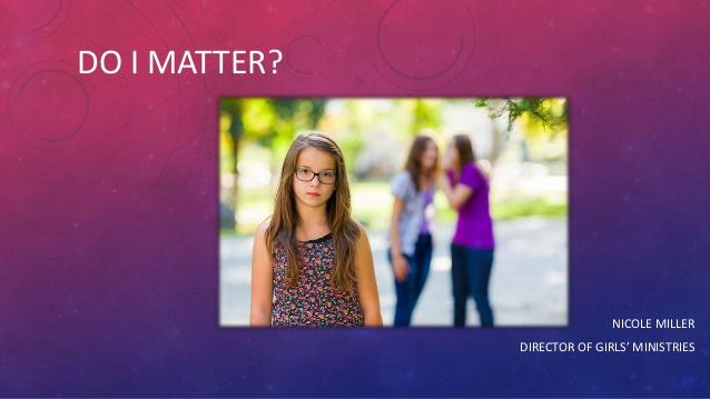 PowerPoint for teen girls