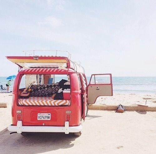 van_red_beach