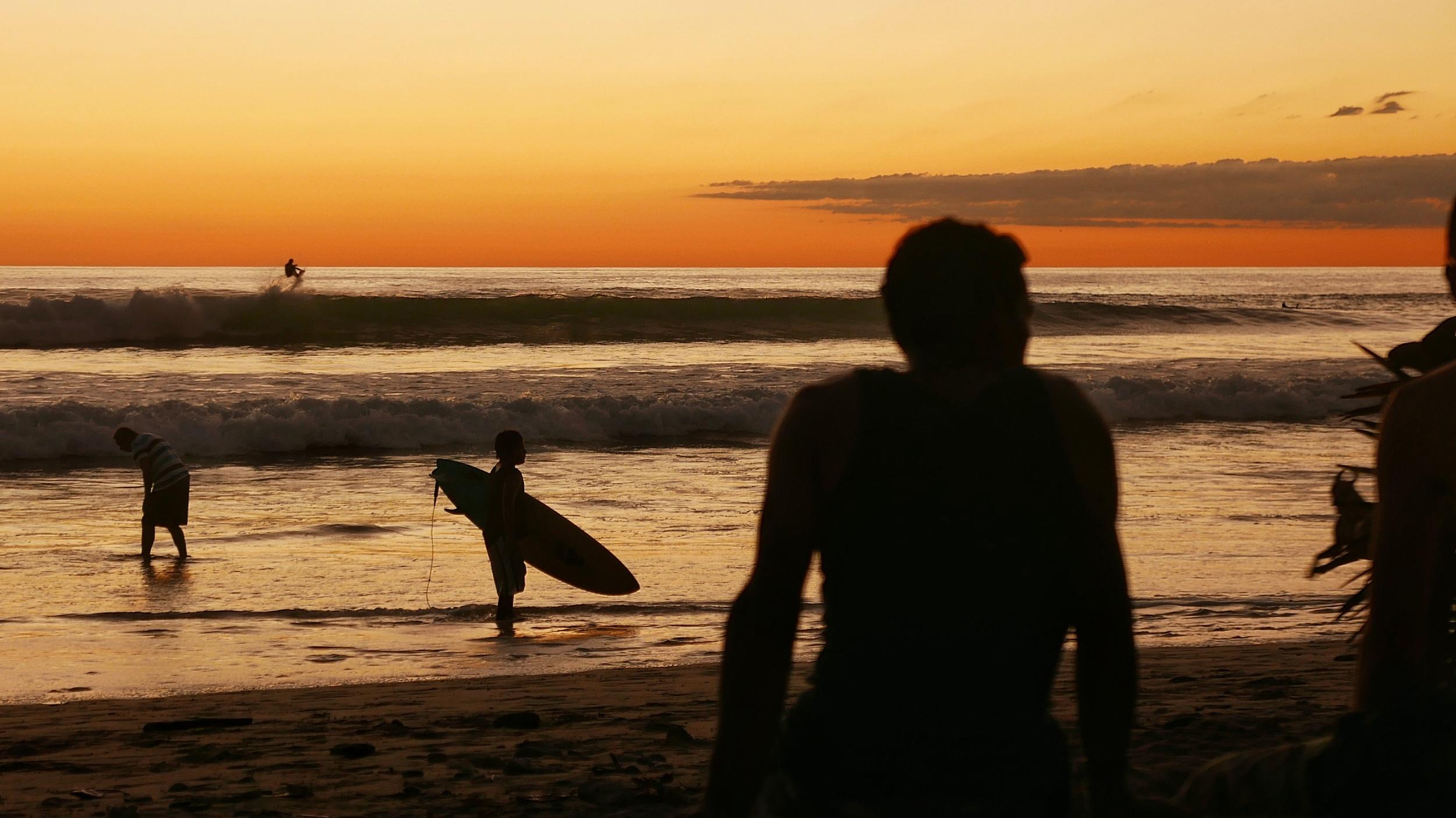 sunset santa_teresa