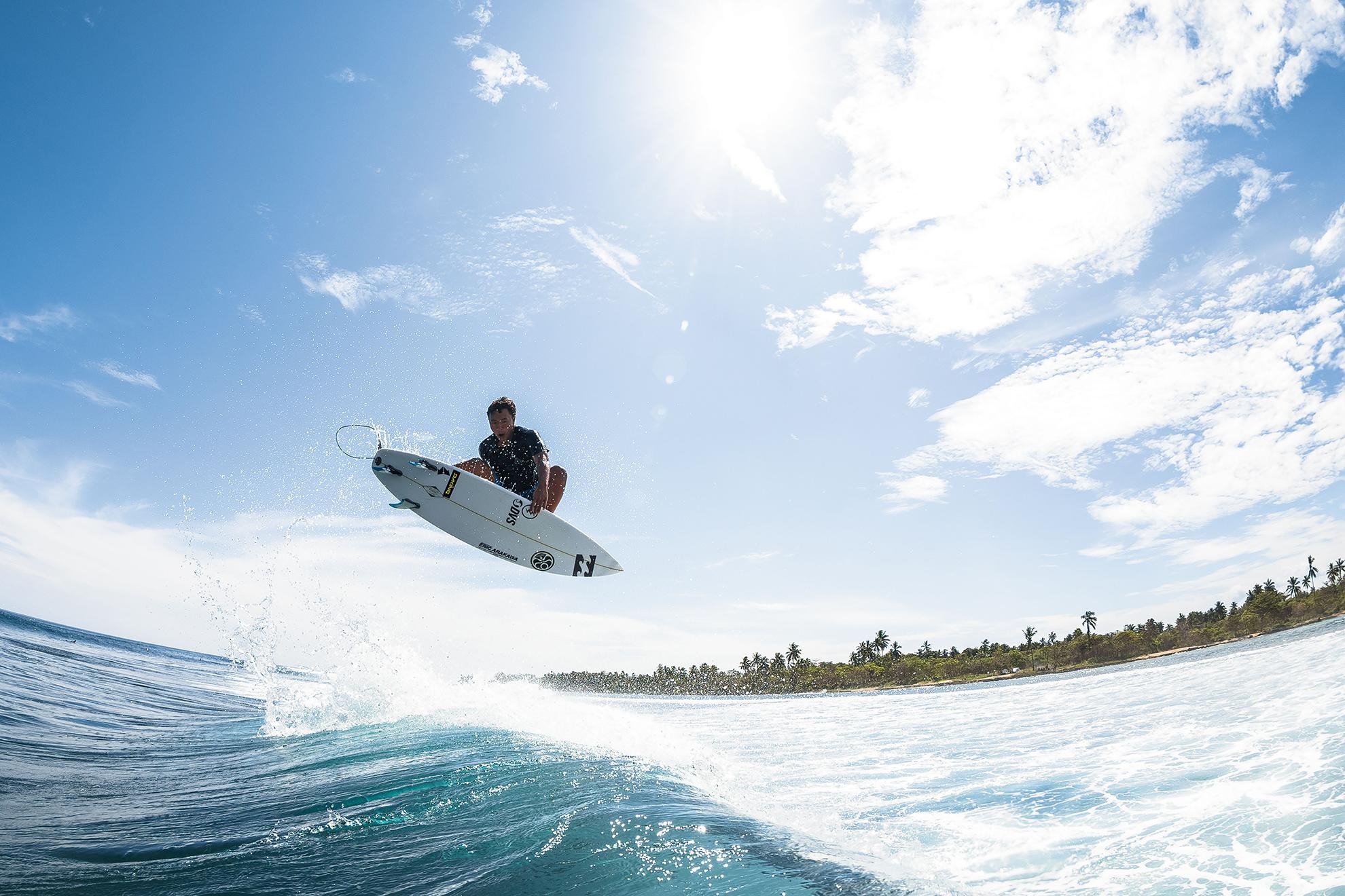 surf papua