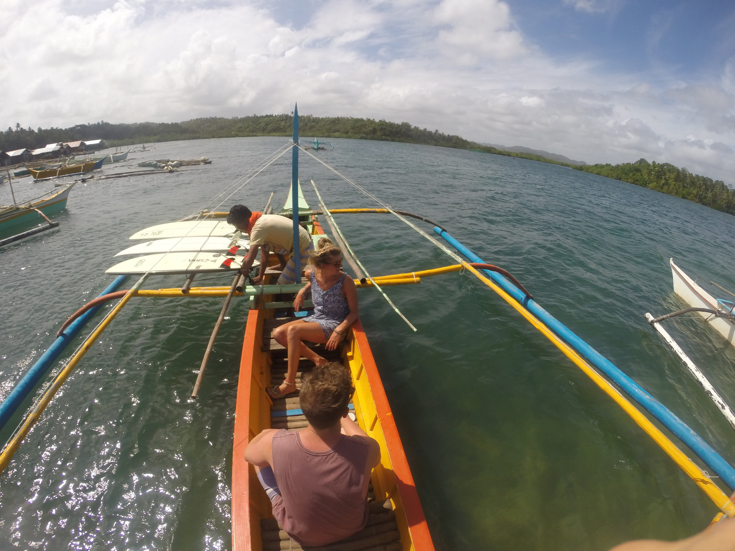 Siargao surf