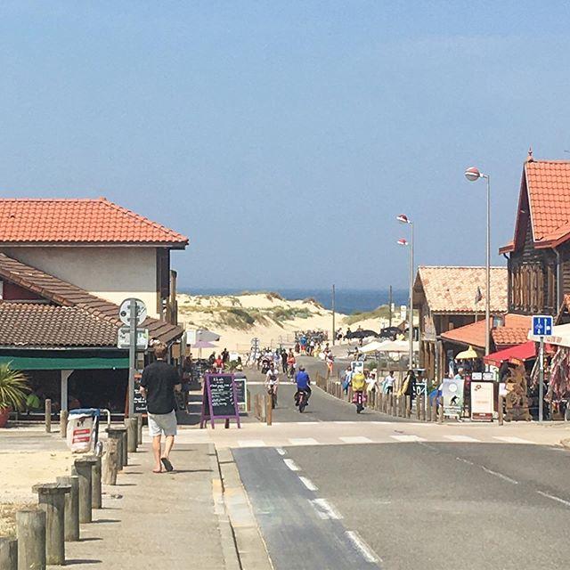 🏖🇫🇷#contis #contisplage #oceandays #beachlife #beachtown