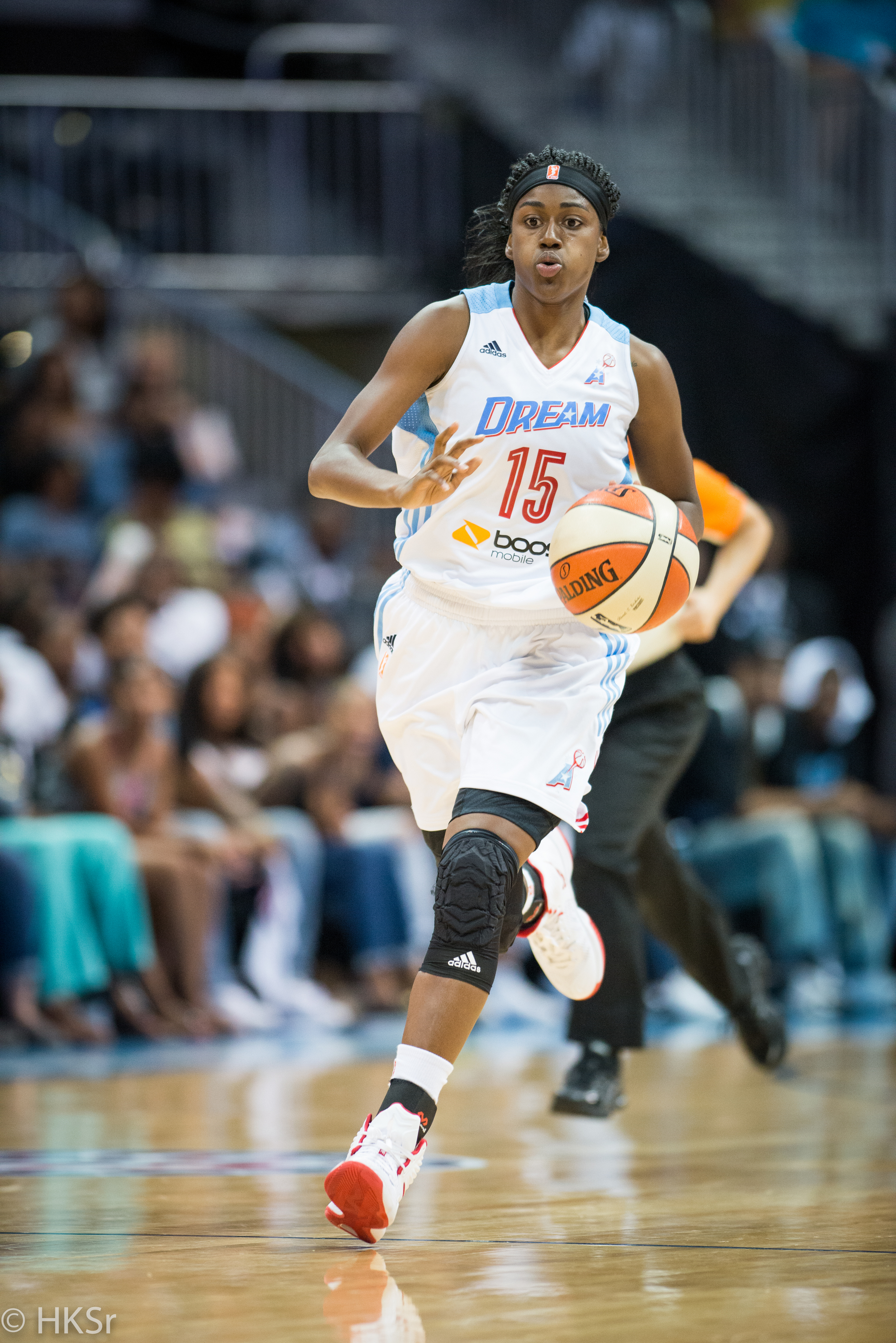 Atlanta Dream #15 Tiffany Hayes