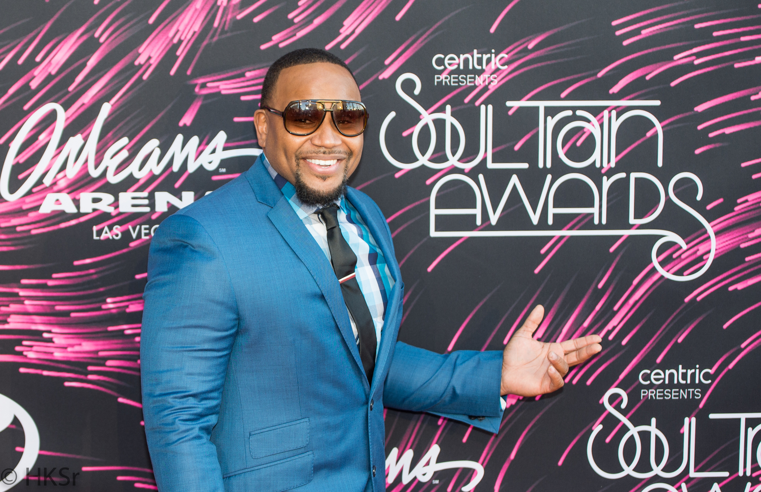 Avant was one of the performers for the SoulTrain Awards