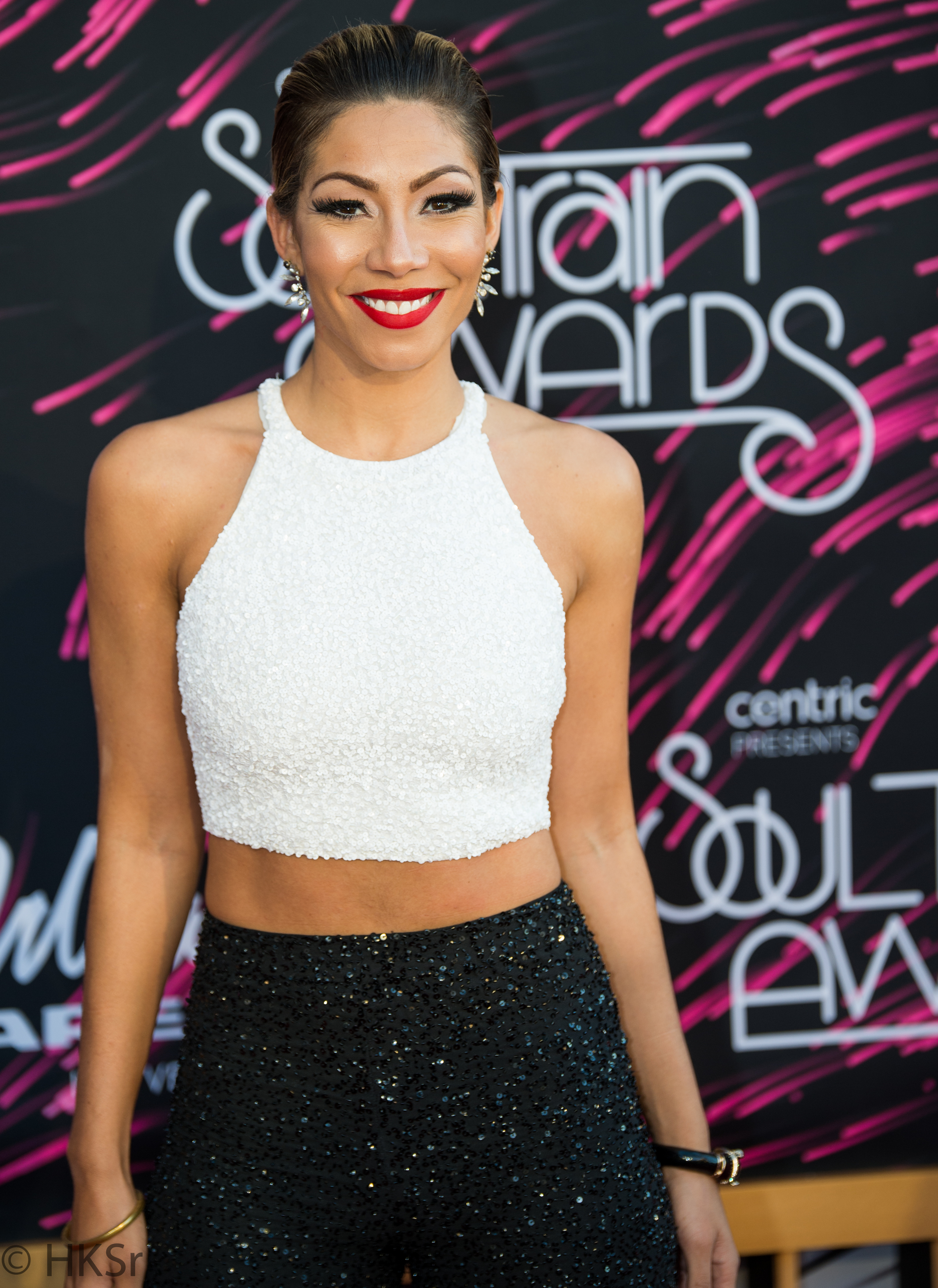 Bridget Kelly looked amazing on the red carpet at the Soul Train Awards
