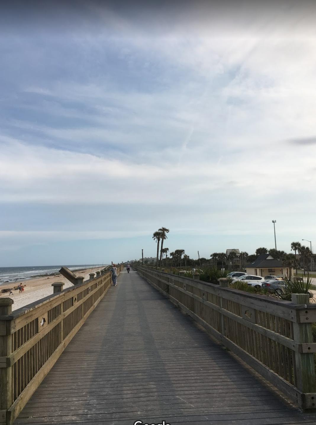 Boardwalk - meet me here!