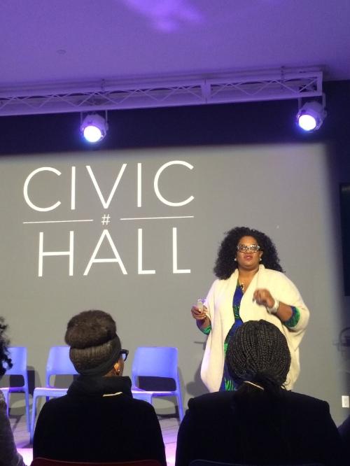 Kathryn Finney, CEO of Digital Undivided