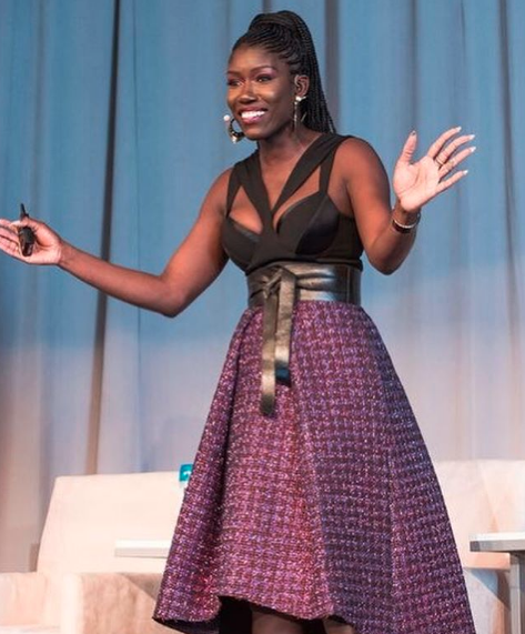 Queening at the Forbes Under 30 Summit