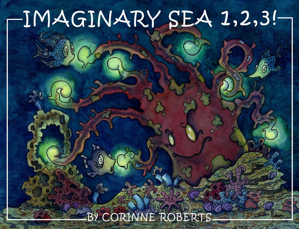 Imaginary Sea 1,2,3! -