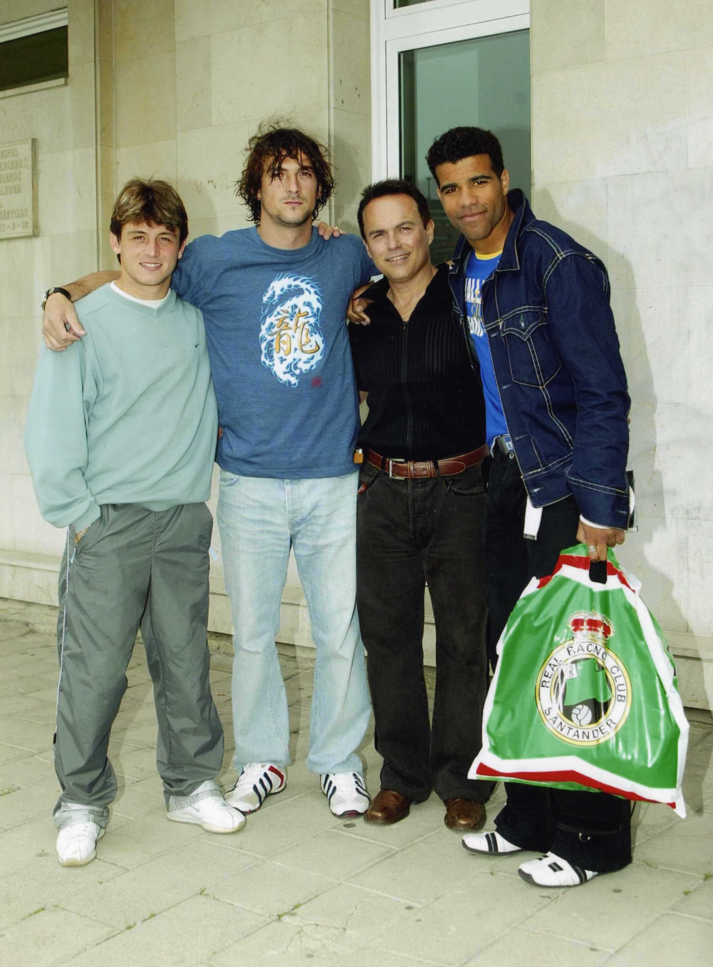 CON JONATHAN, RICARDO Y BODIPO