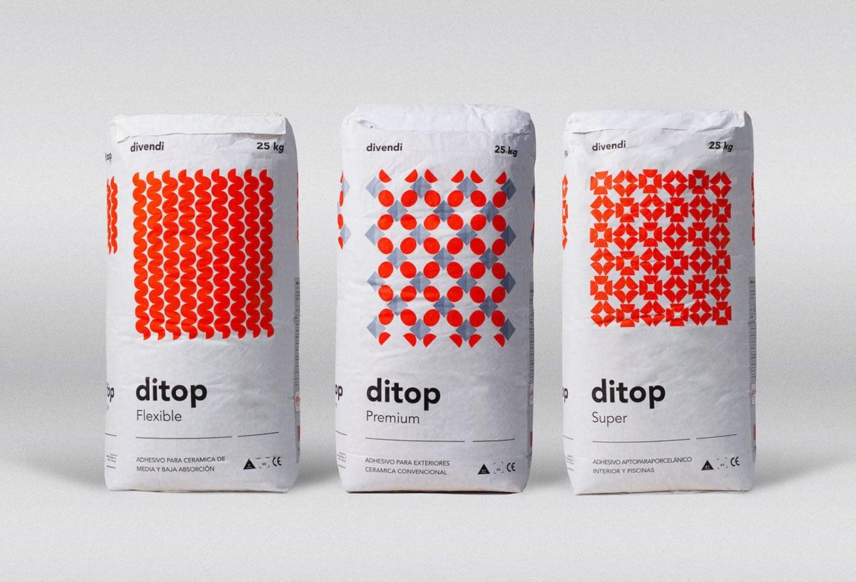 Ditop Sacks of Cement by Rubio & del Amo – Spain