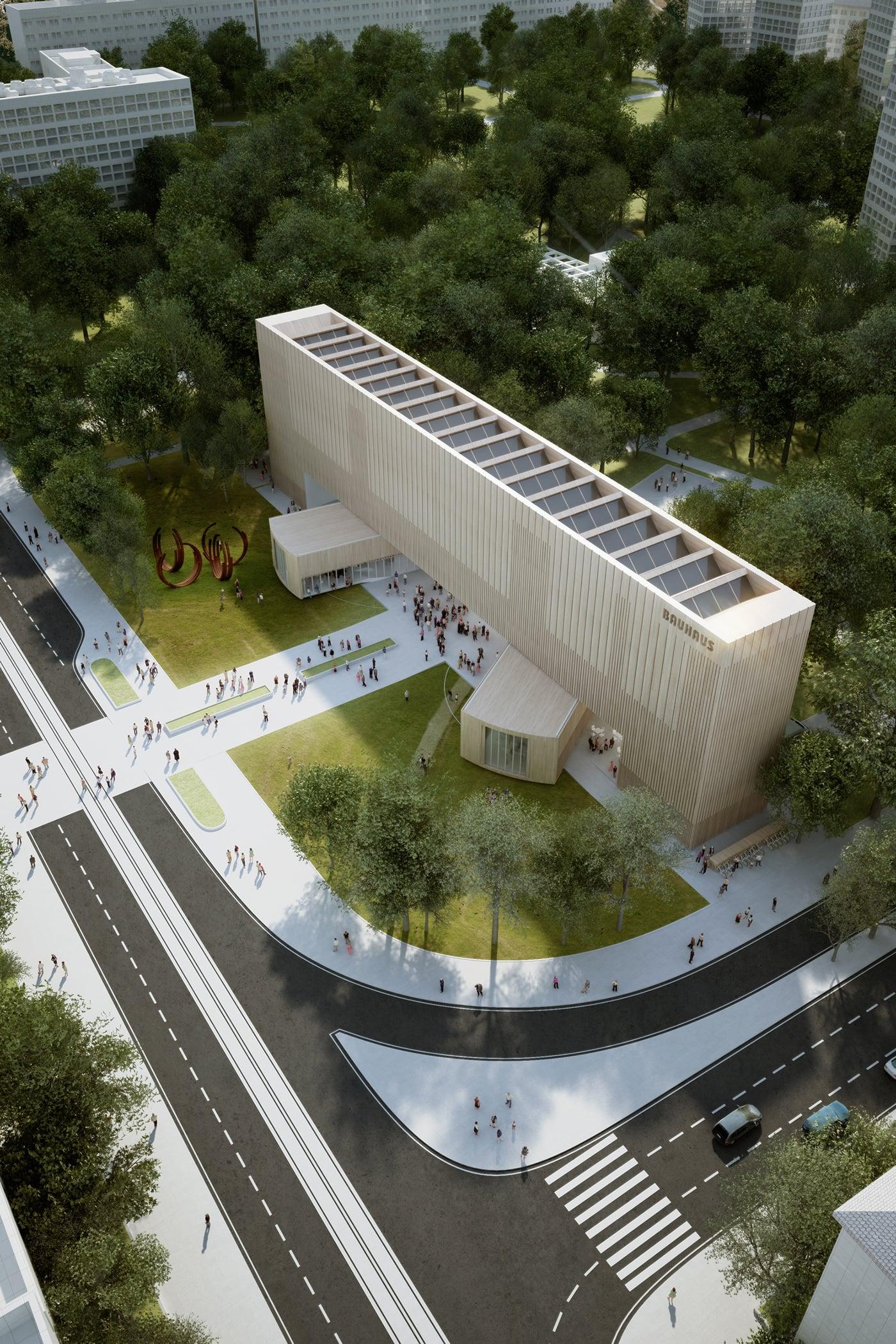 The New Bauhaus Museum by Chris Precht – Austria