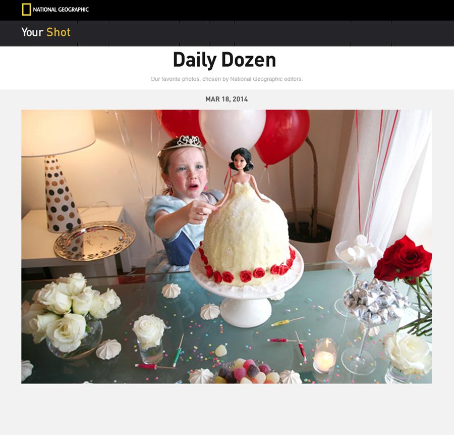 nat geo_daily dozen_princess cake_cargo.jpg
