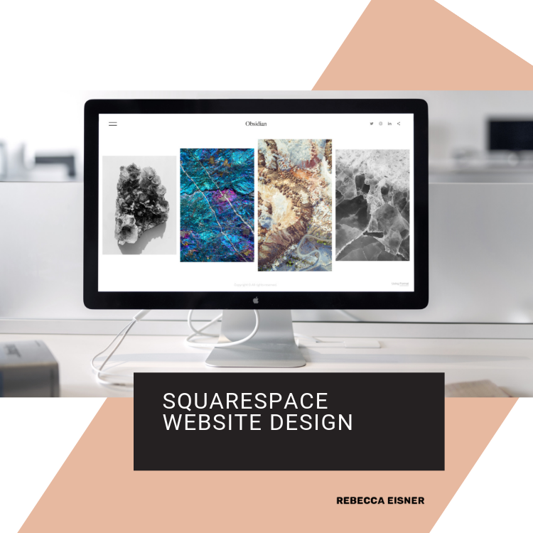 Squarespace Website Design for Creatives and Healers