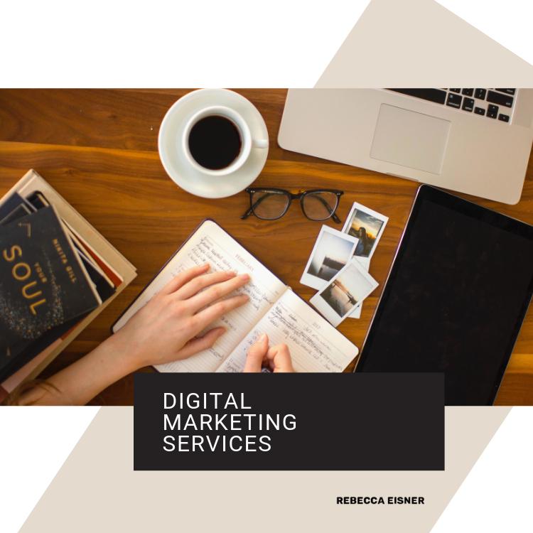 Digital Marketing Services for Creatives, Healers and Spiritual Entrepreneurs