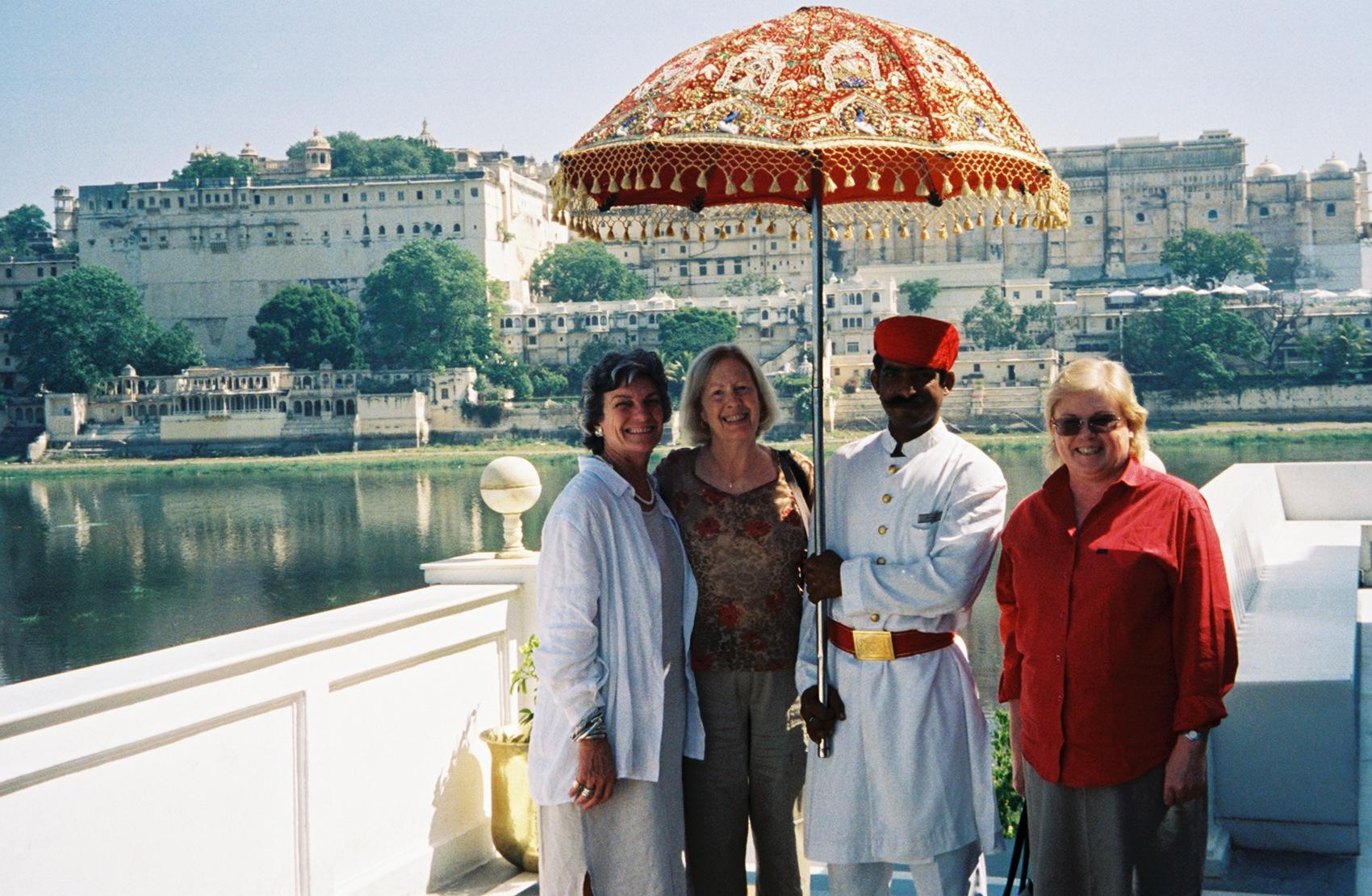 The Lake Palace, India