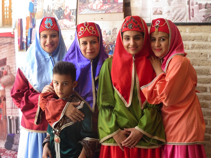 Meybod-local travelers in traditional dress copy.jpeg