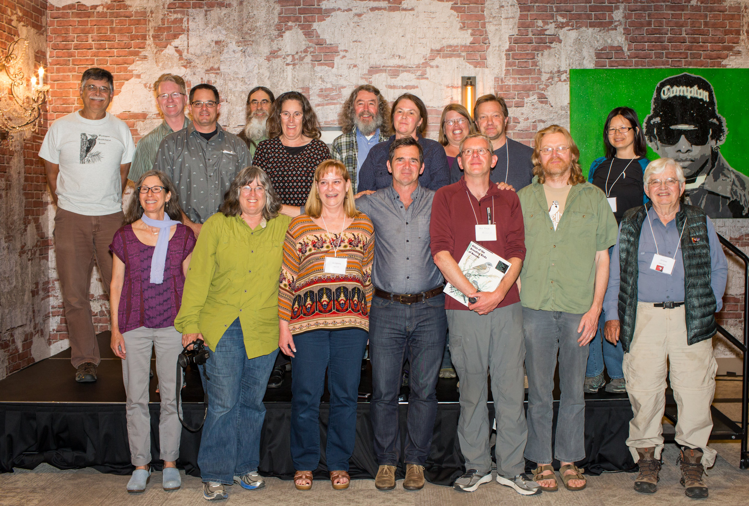 Atlas people 20 years later. Photo by Amy Leist.