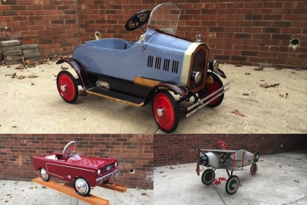 http://news.boldride.com/2016/03/10-pedal-cars-auction-amelia-island/100567/